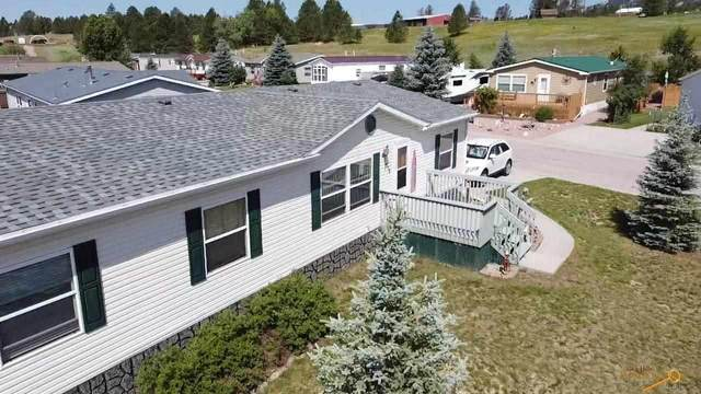 1778 Other, Custer, SD 57730 (MLS #155508) :: Dupont Real Estate Inc.