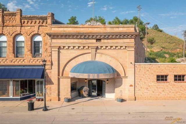 405 N River St, Hot Springs, SD 57747 (MLS #155516) :: VIP Properties