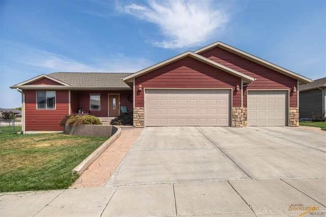 4316 Davin Dr, Rapid City, SD 57701 (MLS #155536) :: VIP Properties