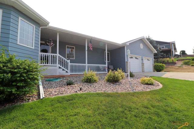 5219 Chateaux Ridge Ct, Rapid City, SD 57702 (MLS #155543) :: VIP Properties