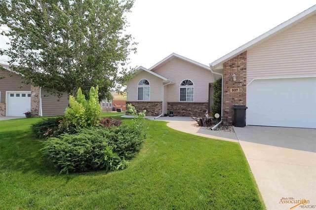937 Nicole, Rapid City, SD 57701 (MLS #155545) :: VIP Properties
