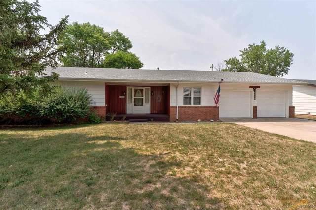 2443 S Neel, Rapid City, SD 57703 (MLS #155581) :: Heidrich Real Estate Team