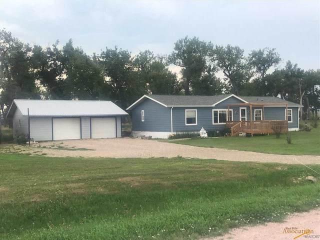 14805 Holy Cow Ranch Rd, Rapid City, SD 57703 (MLS #155583) :: Heidrich Real Estate Team