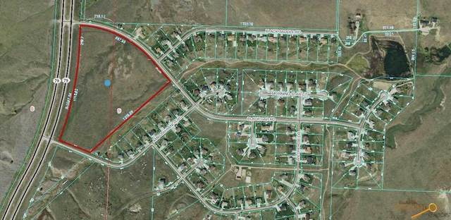 tbd Black Gap Rd, Rapid City, SD 57703 (MLS #155588) :: Dupont Real Estate Inc.
