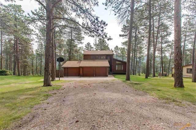 13085 Timber Ln, Rapid City, SD 57702 (MLS #155597) :: Heidrich Real Estate Team