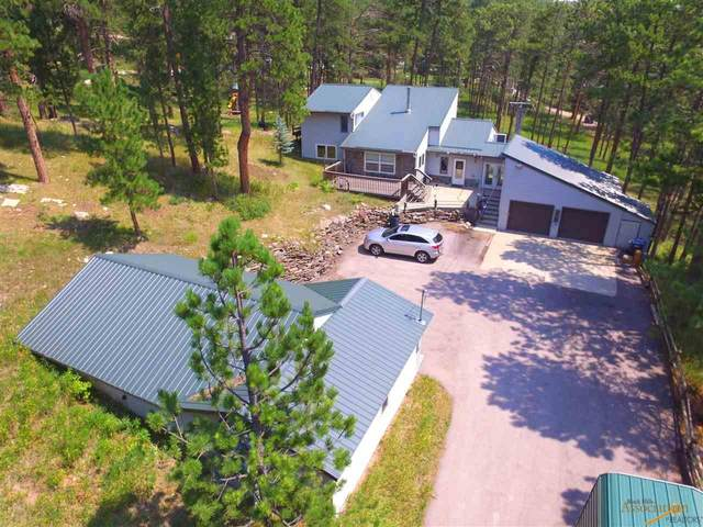 10440 Big Piney Rd, Rapid City, SD 57702 (MLS #155606) :: Christians Team Real Estate, Inc.