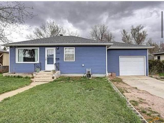4326 W Chicago, Rapid City, SD 57702 (MLS #155613) :: Heidrich Real Estate Team