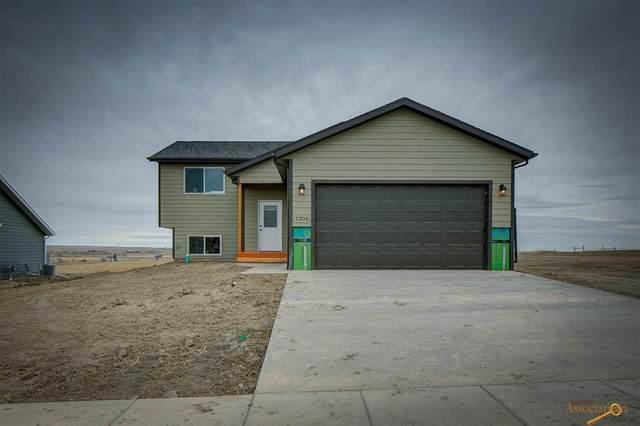 6675 Abelia St, Rapid City, SD 57703 (MLS #155633) :: VIP Properties