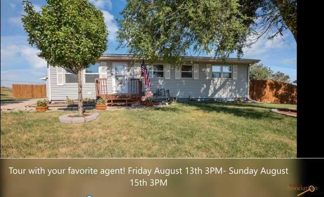 14252 W Nike Loop, Rapid City, SD 57701 (MLS #155659) :: Heidrich Real Estate Team