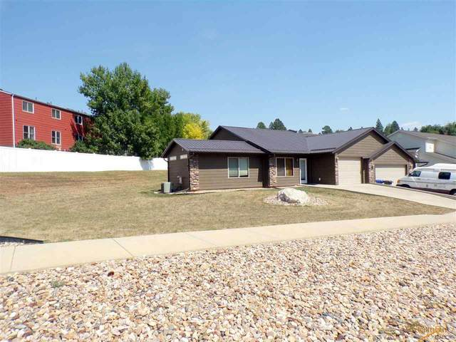 1814 Red Dale Dr, Rapid City, SD 57701 (MLS #155666) :: Christians Team Real Estate, Inc.
