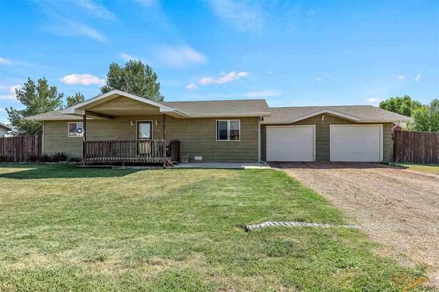 234 Donna St, Hermosa, SD 57744 (MLS #155696) :: Heidrich Real Estate Team