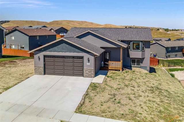 312 Giants Dr, Rapid City, SD 57701 (MLS #155698) :: VIP Properties