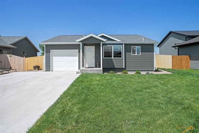 619 Boswell Blvd, Box Elder, SD 57719 (MLS #155706) :: VIP Properties