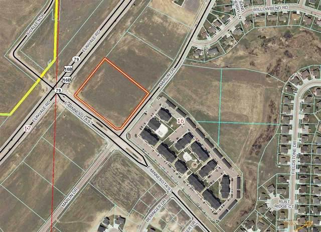 Lot 1 Elk Vale Rd, Rapid City, SD 57703 (MLS #155708) :: VIP Properties