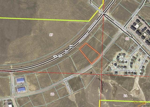 2616 Marlin Dr, Rapid City, SD 57703 (MLS #155709) :: VIP Properties