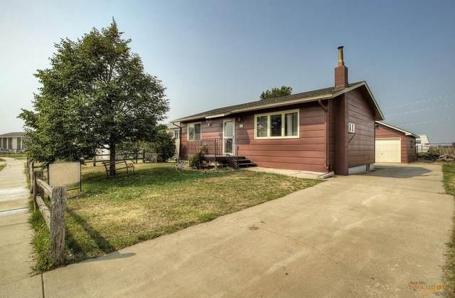 641 Ennen Dr, Rapid City, SD 57703 (MLS #155742) :: VIP Properties