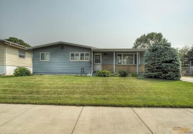 2715 Jackson Blvd, Rapid City, SD 57702 (MLS #155747) :: Heidrich Real Estate Team