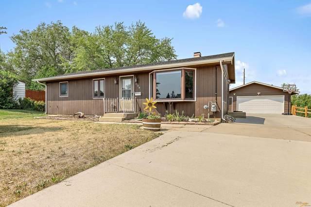 138 Nathan Ct, Rapid City, SD 57701 (MLS #155752) :: Heidrich Real Estate Team