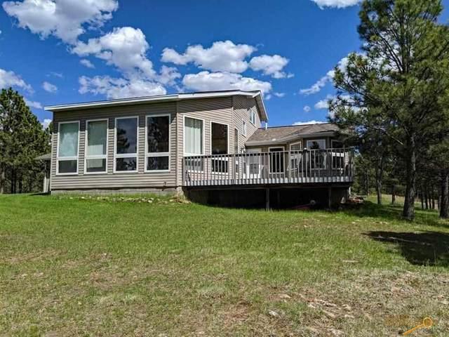 11985 Kimberly Dr, Hot Springs, SD 57747 (MLS #155753) :: Heidrich Real Estate Team