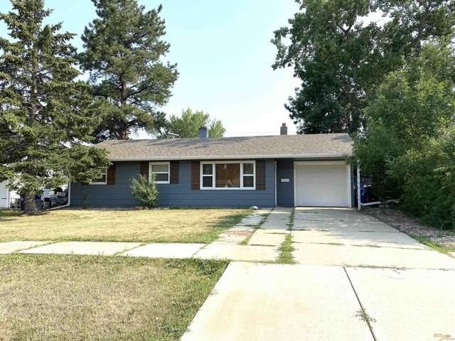 329 E Meade, Rapid City, SD 57701 (MLS #155764) :: Heidrich Real Estate Team