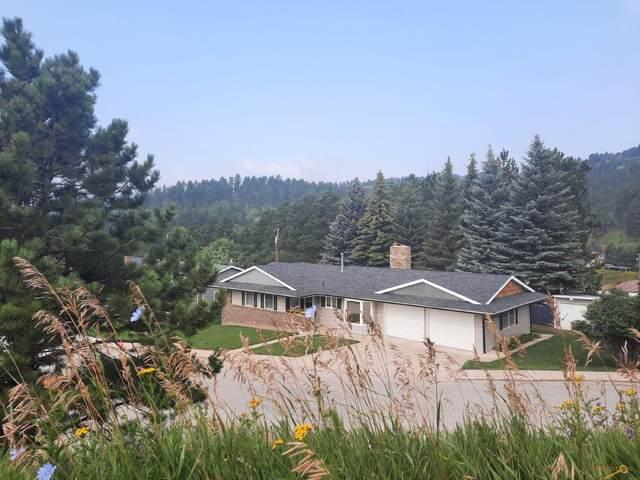 402 Sunset Rd, Lead, SD 57754 (MLS #155852) :: Christians Team Real Estate, Inc.