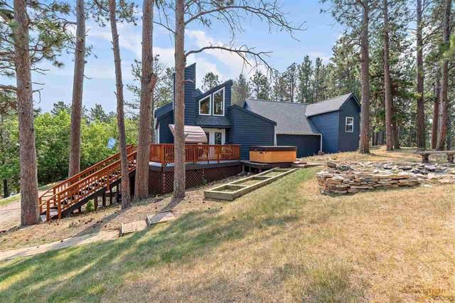 9032 S Ridge Trail, Sturgis, SD 57785 (MLS #155872) :: Heidrich Real Estate Team