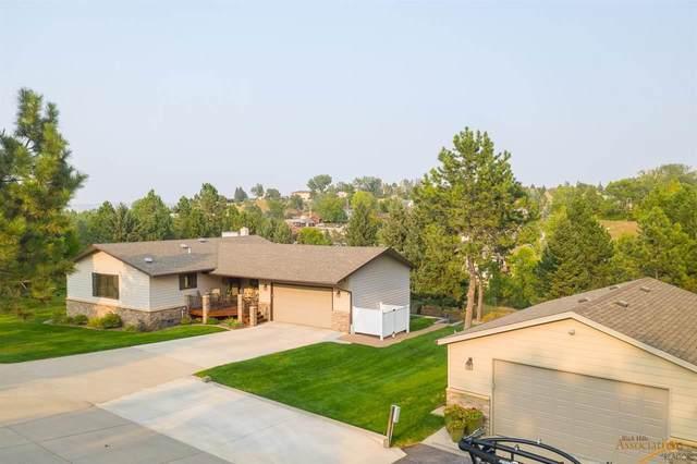 4810 Riva Ridge Rd, Rapid City, SD 57702 (MLS #155876) :: VIP Properties