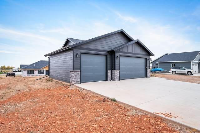 2202 Quartzite Dr, Sturgis, SD 57785 (MLS #155885) :: Heidrich Real Estate Team