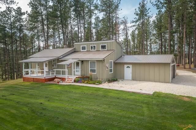 22483 Alpine Acres, Deadwood, SD 57732 (MLS #155892) :: VIP Properties