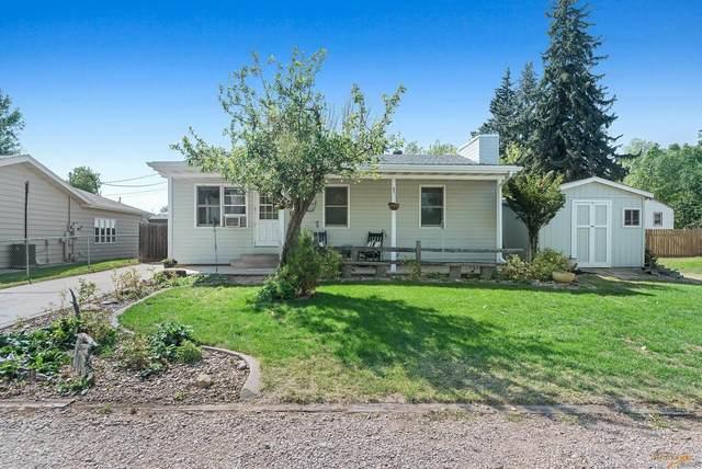 2113 38TH, Rapid City, SD 57702 (MLS #155898) :: VIP Properties