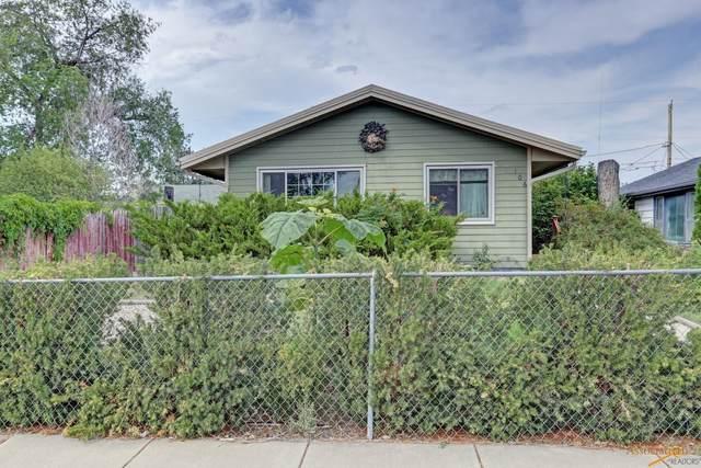 106 E Madison, rapid city sd, SD 57701 (MLS #155927) :: VIP Properties