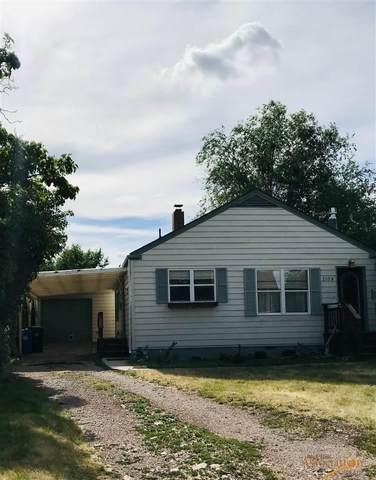 2109 Forest, Rapid City, SD 57702 (MLS #155944) :: Heidrich Real Estate Team