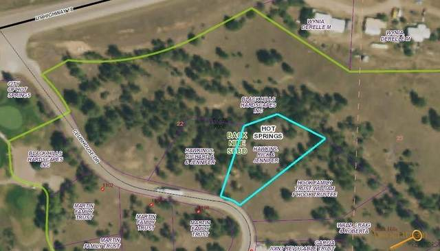 TBD Clubhouse Dr, Hot Springs, SD 57747 (MLS #155945) :: Christians Team Real Estate, Inc.
