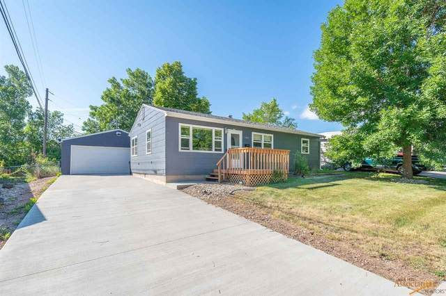 1009 E Tallent, Rapid City, SD 57702 (MLS #155949) :: VIP Properties