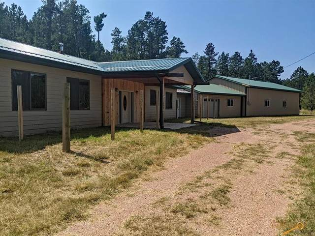 11983 Sundance Dr, Hot Springs, SD 57747 (MLS #155962) :: Heidrich Real Estate Team
