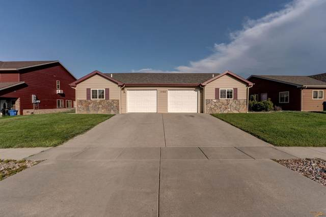 1326 E Oakland, Rapid City, SD 57701 (MLS #155977) :: VIP Properties