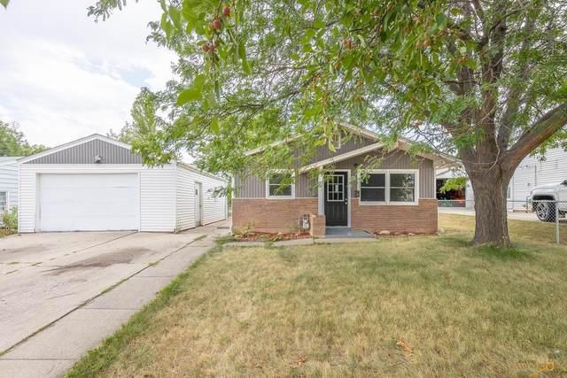 39 Fairmont Blvd, Rapid City, SD 57701 (MLS #156004) :: Heidrich Real Estate Team