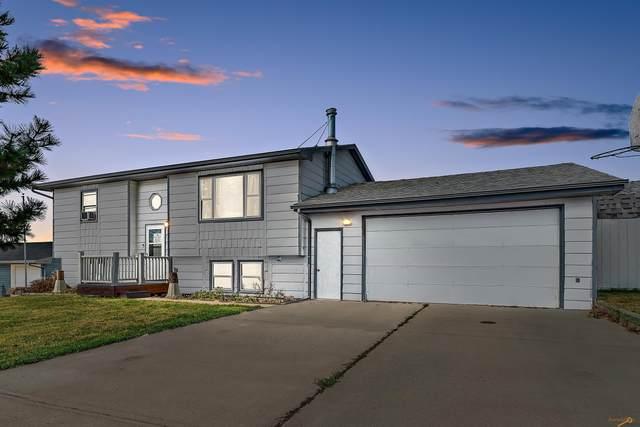 1105 Ennen Dr, Rapid City, SD 57703 (MLS #156036) :: VIP Properties