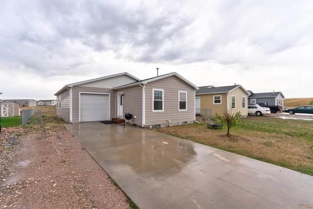 253 Trenton Ln, Box Elder, SD 57719 (MLS #156039) :: VIP Properties
