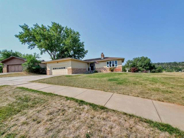 3307 Simpson Dr, Rapid City, SD 57702 (MLS #156057) :: Heidrich Real Estate Team
