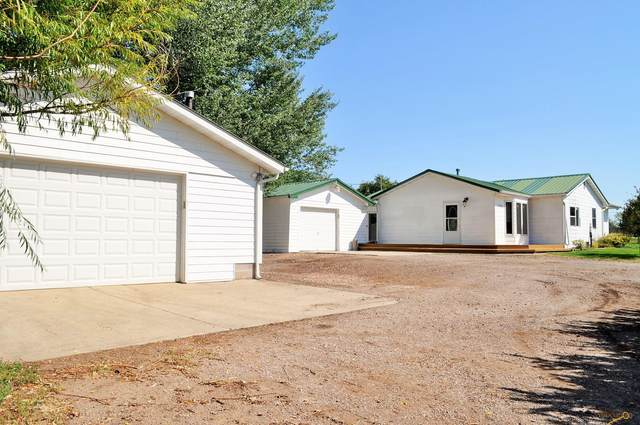 5792 Corbin Dr, Rapid City, SD 57703 (MLS #156066) :: VIP Properties