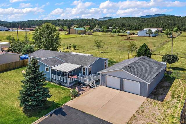 23661 Busted Five Court, Rapid City, SD 57702 (MLS #156082) :: Heidrich Real Estate Team