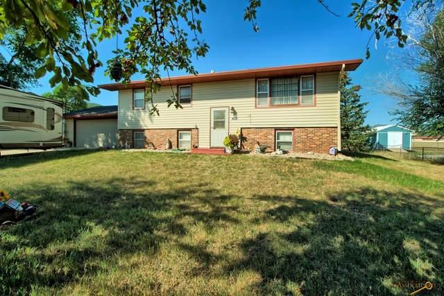 14891 W Hills View Dr, Piedmont, SD 57769 (MLS #156085) :: VIP Properties