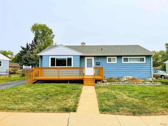 942 Joy Ave, Rapid City, SD 57701 (MLS #156107) :: VIP Properties