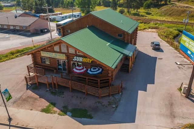 451 E Main, Hill City, SD 57745 (MLS #156115) :: Heidrich Real Estate Team