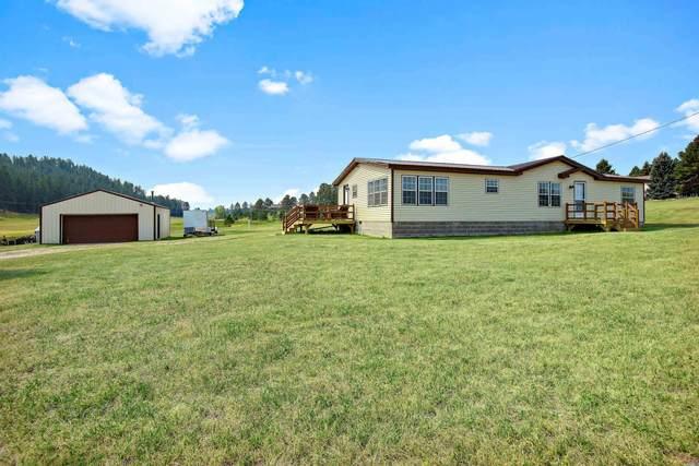 12407 Hazelrodt Cutoff, Custer, SD 57730 (MLS #156129) :: Heidrich Real Estate Team