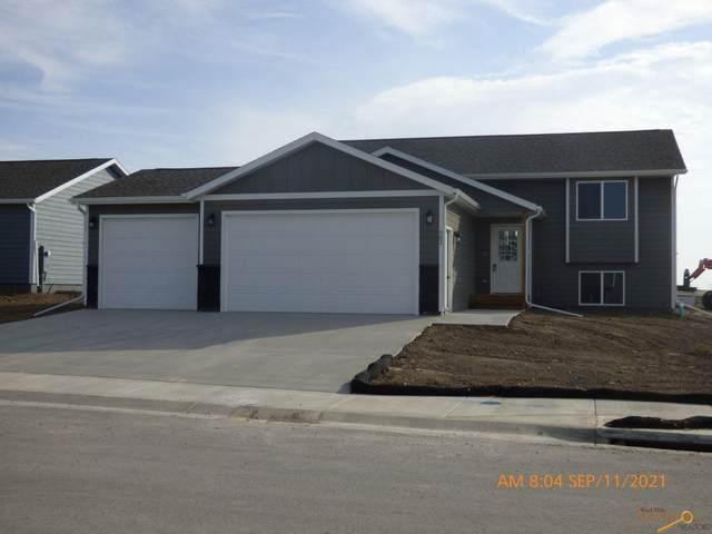 502 Abraham Court, Rapid City, SD 57703 (MLS #156131) :: VIP Properties