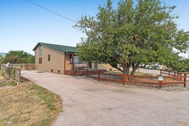 580 Seger Dr, Rapid City, SD 57701 (MLS #156134) :: Heidrich Real Estate Team