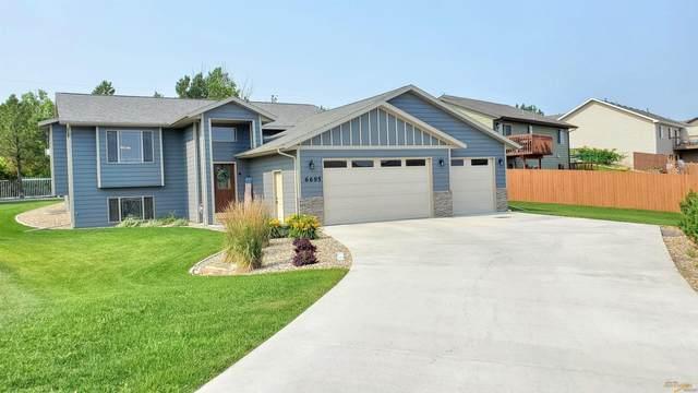 6695 Astoria Ln, Summerset, SD 57718 (MLS #156140) :: Christians Team Real Estate, Inc.