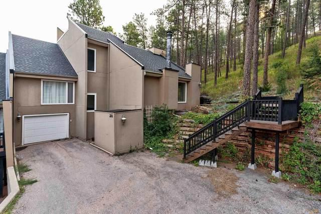 2A Woodrun Ln, Rapid City, SD 57702 (MLS #156144) :: VIP Properties